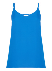 Blue Plain Cami