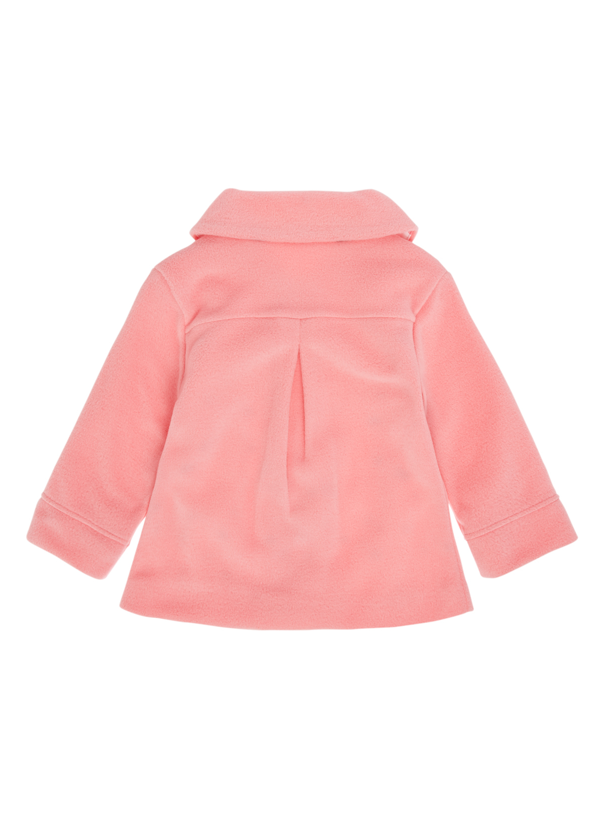 Baby Girls Pink Fleece Jacket (0-24 months) | Tu clothing