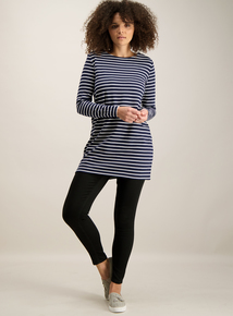 Blue Stripe Nautical Tunic
