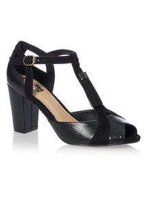 Black Dance Shoe