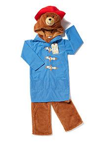 Multicoloured Paddington Bear Costume (3-12 years)