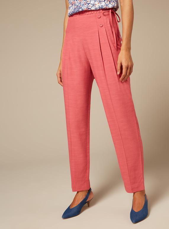 Premium Pleat Front Trousers