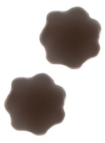 Online Exclusive Brown Silicone Nipple Covers