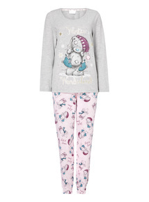 Pink Tatty Teddy Gift Pyjama Set