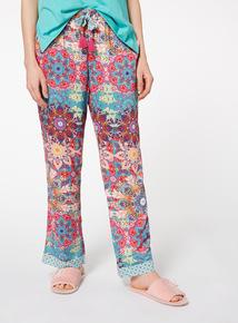 Marrakech Printed Pyjama Bottoms