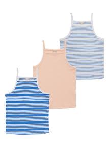 Vests 3 Pack (3 - 12 years)