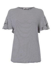 Striped Nautical Top