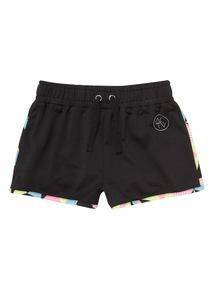Black Dance Shorts (5 - 14 years)