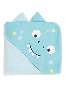 Blue Monster Towel