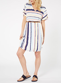 Pinata Striped Dress