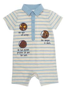 Blue Gruffalo Romper (0 - 24 months)