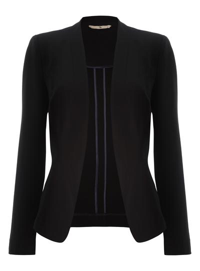 Womens Black Suit Jacket  7934ea5f5