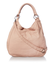 Pink Multi Compartment Bag