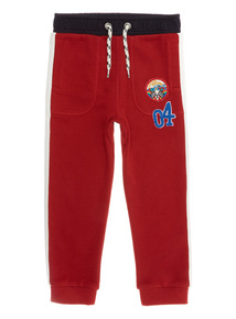 Boys Red Sporty Jogger (9 months - 6 years)