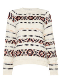 Fairisle Loop Jumper