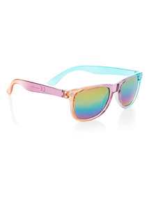 Pink Mermaid Wayfarer Sunglasses