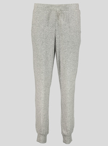 Grey Marl Lounging Pyjama Bottoms