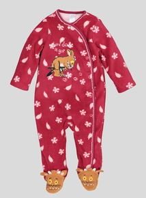 Pink The Gruffalo All In One (0-24 months)