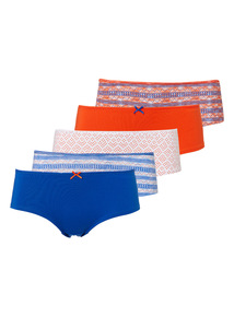 Aztec Shorts 5 Pack