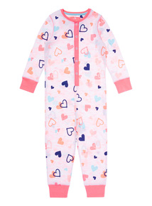 Mix and Match Kids Multicoloured All-in-One (18 months - 12 years)