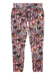 Girls Multicoloured Leggings (5-14 years)