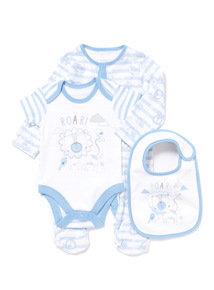 Blue Lion Starter Set (Tiny Baby-12 months)