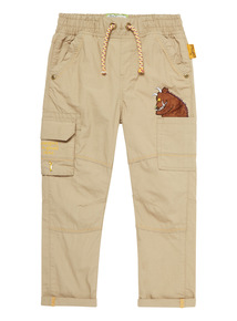 Multicoloured Gruffalo Poplin Trousers (9 months - 6 years)