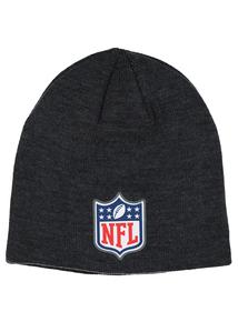 NFL Grey Beanie Hat