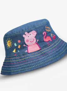 2d7019439d5a8 Peppa Pig Denim Bucket Hat (1-5 years)