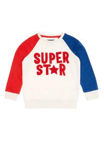 Multicoloured Superstar Jumper (9 months - 6 years)