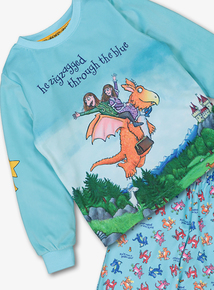 Zog The Dragon Blue Pyjamas (1-7 years)