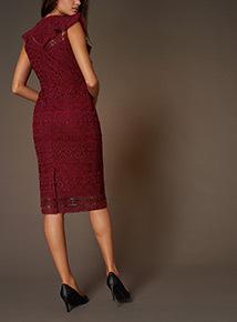 Online Exclusive Premium Lace Dress