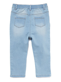 Light Wash Denim Jeans (0-24 months)