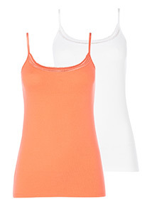 2 Pack Camisole Vests