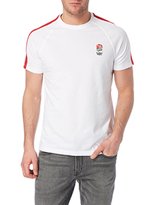 White England Rugby T-shirt
