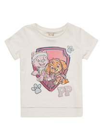 White Paw Patrol T-Shirt (9 months - 7 years)