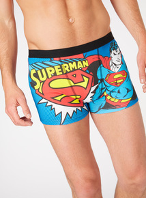 Online Exclusive 2 Pack Superman Print Trunks