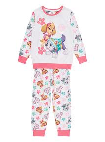 Pink Paw Patrol Fleece Pyjama Set (1.5-7 years)