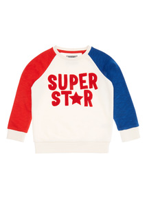 Multicoloured Superstar Jumper (9 months - 6 years)