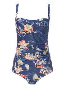 Amazon Floral Twisty Suit