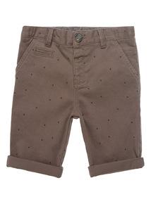 Grey Chino Shorts (9 months - 6 years)
