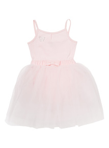 Pink Lace Ballet Dress (3-12 years)