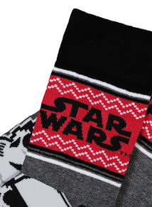 Star Wars Stormtrooper Christmas Socks