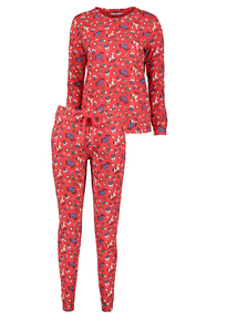 Red Rocking Horse Pyjama Set