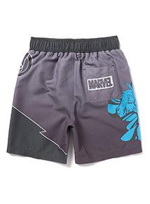 Multicoloured Disney Avengers Swim Shorts (3-12 years)