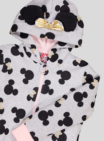 Disney Minnie Mouse Long-Sleeved Onesie (18 Months - 12 Years)