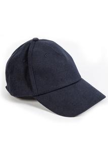 Premium Navy Baseball Cap