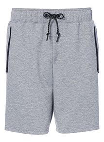 Admiral Grey Sweat Shorts
