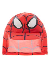 Kids Red Spiderman Disney Keppi Hat (1-6 years)