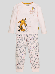 Pink The Gruffalo's Child Pyjamas (1-6 years)